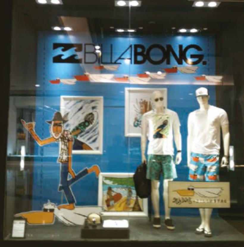 Diseño de Retail - Escaparates 2