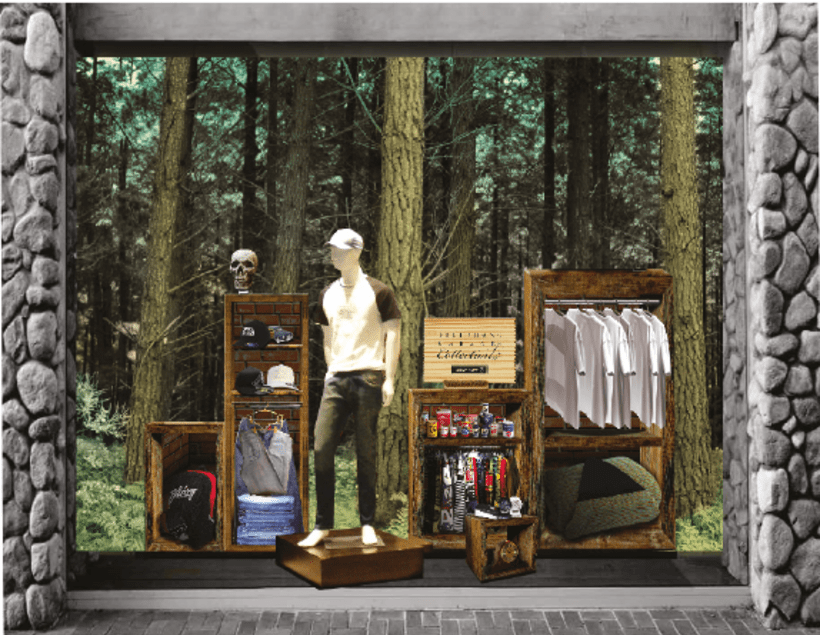 Diseño de Retail - Escaparates 0