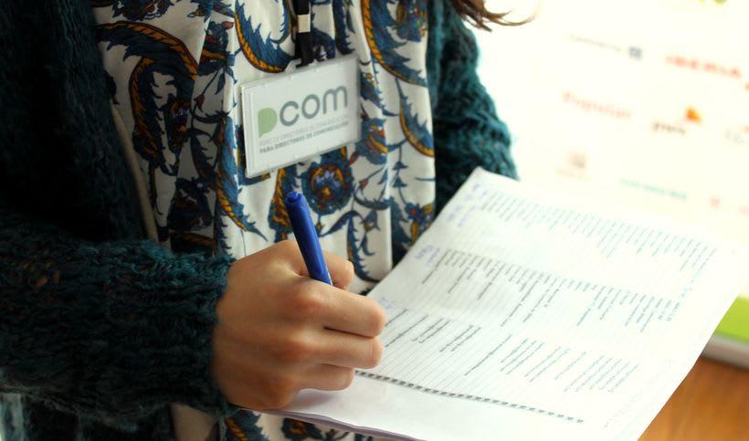 Nuevo proyectoNaming para el Foro anual de Directores de Comunicación de DirCom 3