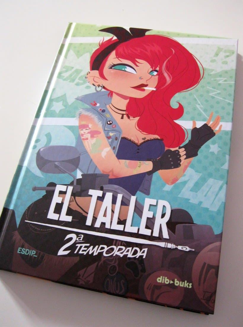 Pum Pum Pai - El Taller 2ª Temporada (Ed. Dibbuks) 11