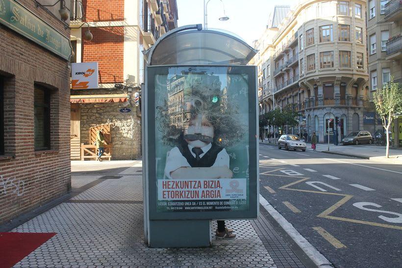 Redacción para la gráfica del Santo Tomás Lizeoa (Donostia) 3