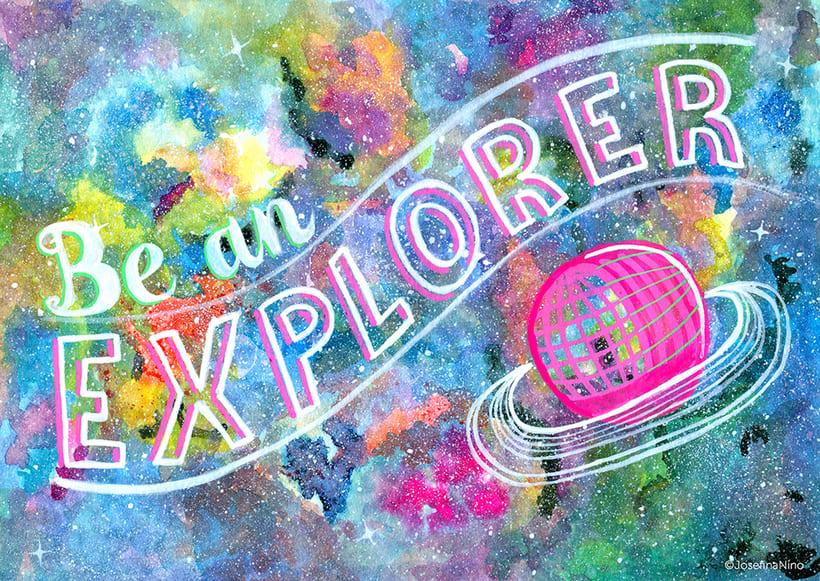 Be an Explorer!  0