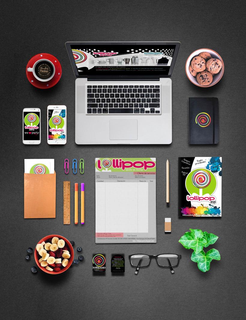 Branding y diseño gráfico 1