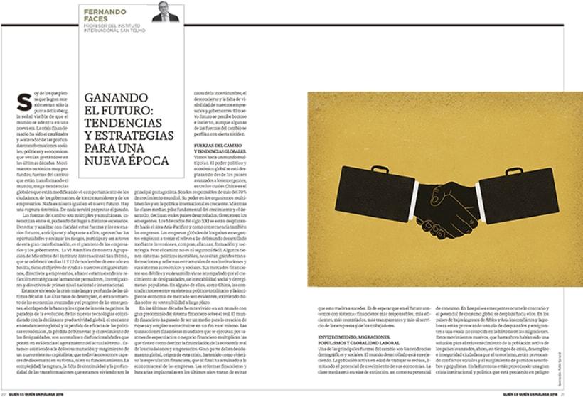 Ilustraciones para Diario Sur 8