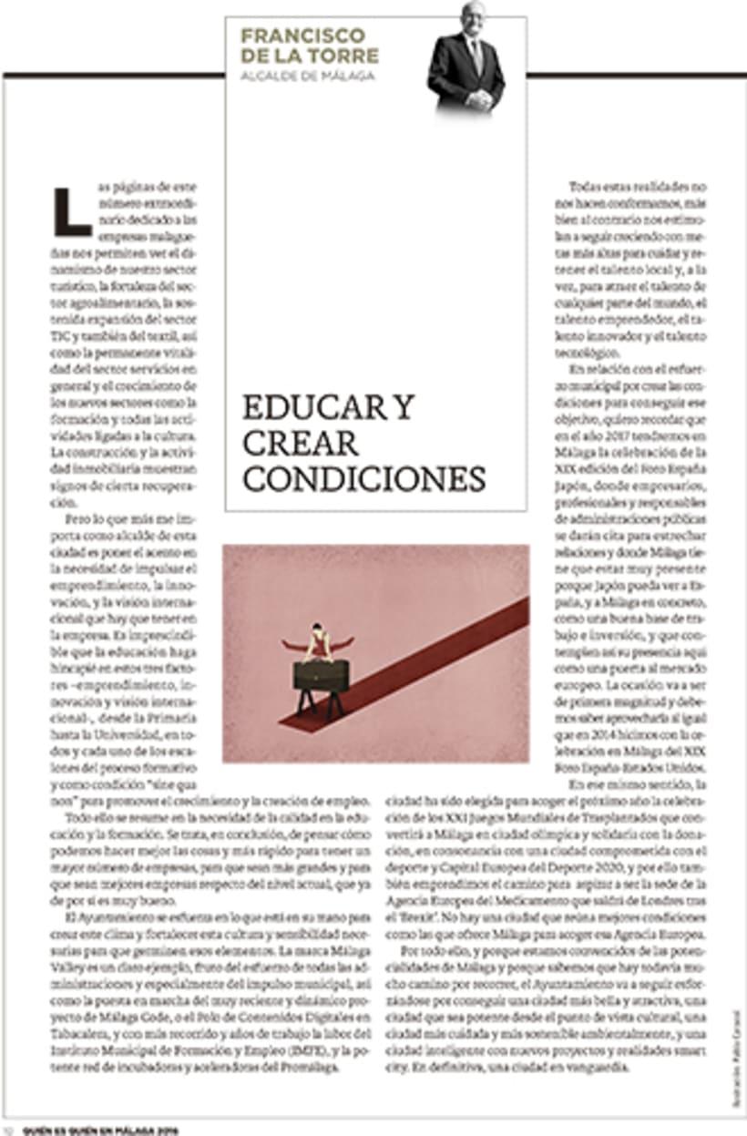 Ilustraciones para Diario Sur 10