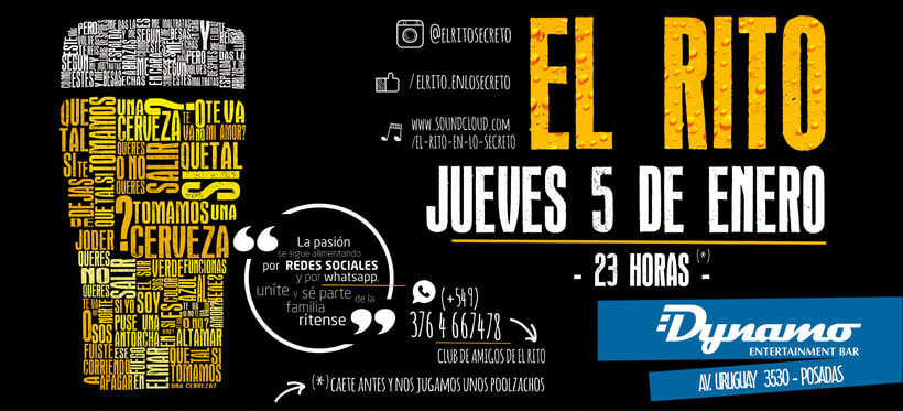 EL RITO - flyers - 0