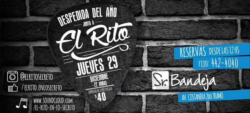 EL RITO - flyers - 2