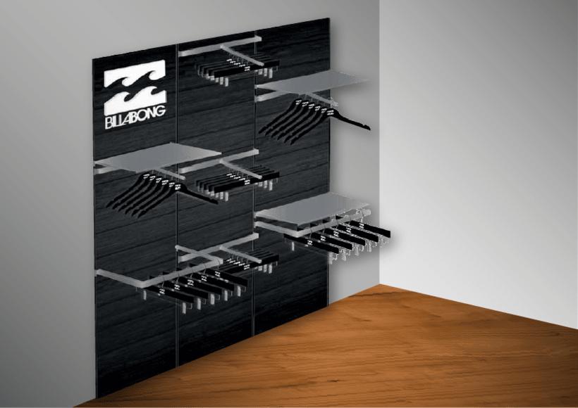 Diseño de Retail - Corner Billabong 2013 0