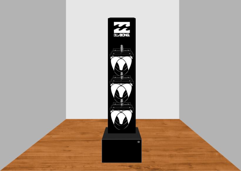 Diseño de Retail - Displays 0