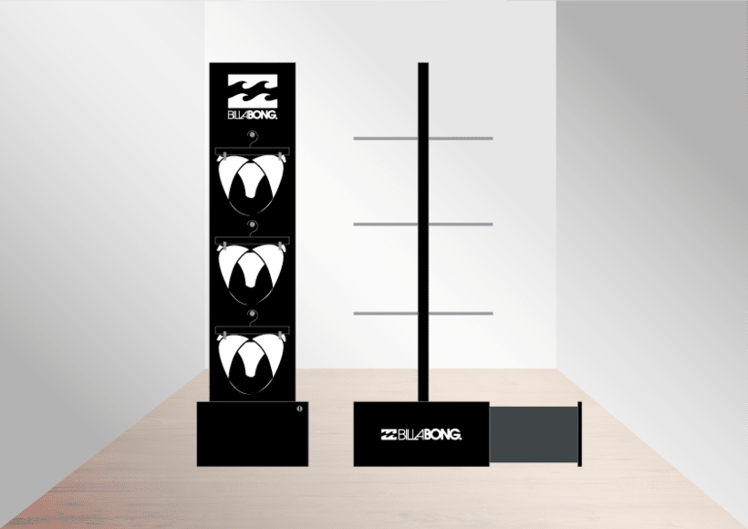 Diseño de Retail - Displays 1