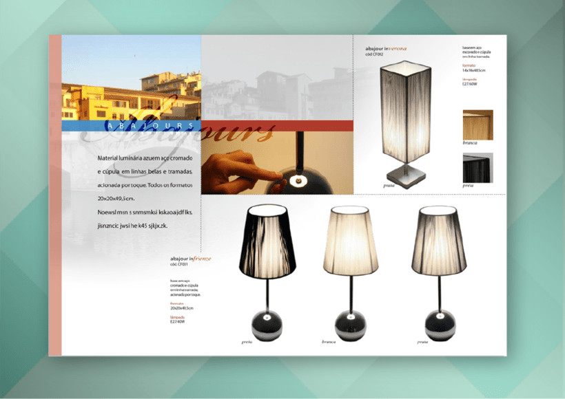 Diseño Gráfico - Catálogo 2