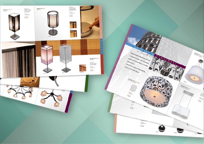 Diseño Gráfico - Catálogo 1