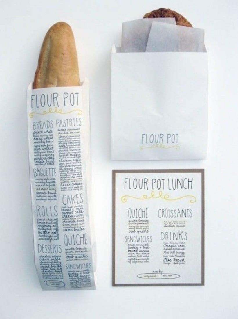 En que material puedo hacer unas bolsas para entregar panes sin que se engrasen 1