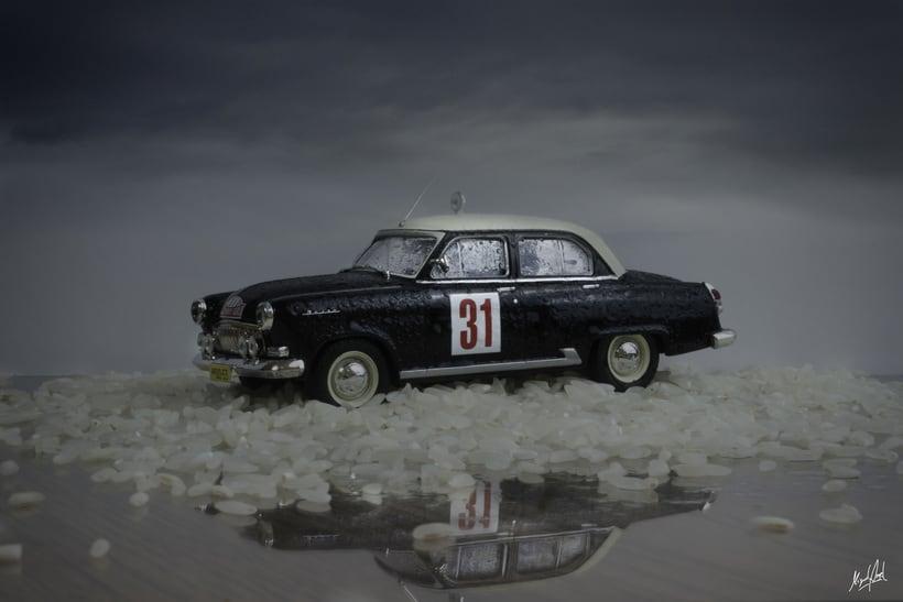 Mi Proyecto del curso: Fotografía creativa en estudio con modelos a escala 0
