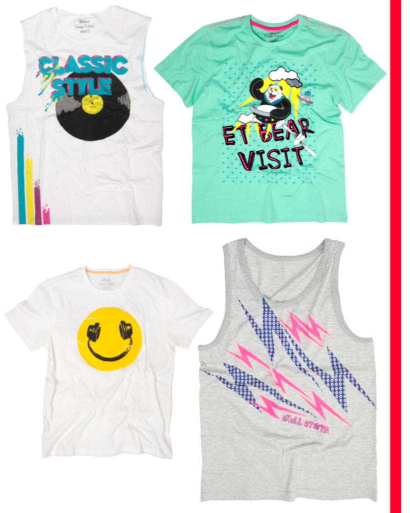 Tshirts Projects ( Textil Design ) 0