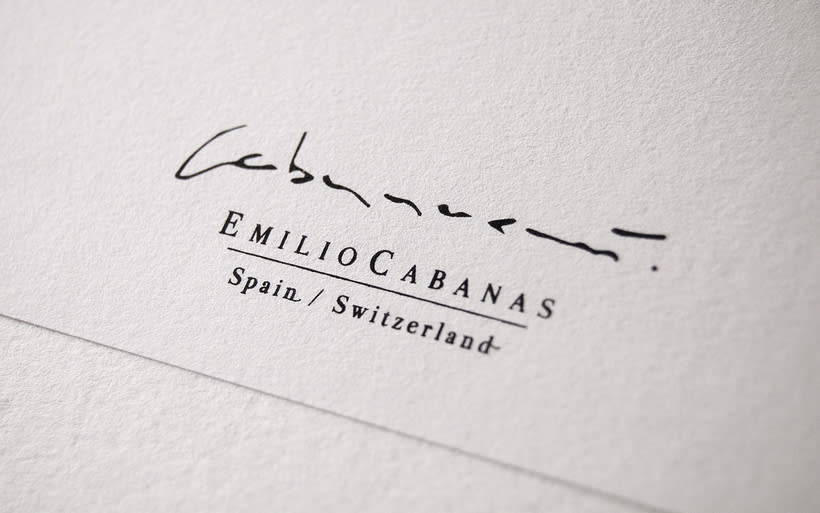 Emilio Cabana Stationery. 5
