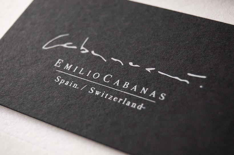 Emilio Cabana Stationery. 6
