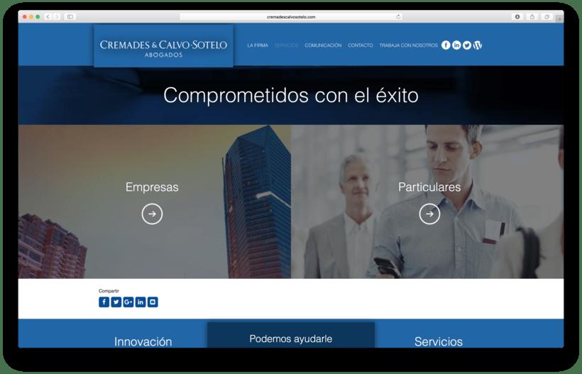 Despacho de Abogados - Cremades & Calvo-Sotelo 2