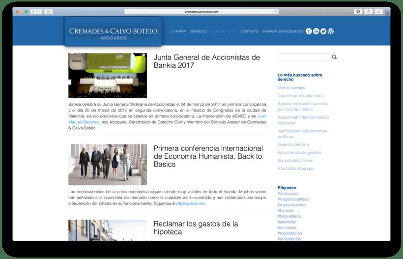 Despacho de Abogados - Cremades & Calvo-Sotelo 3