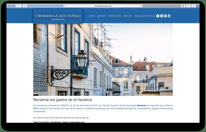 Despacho de Abogados - Cremades & Calvo-Sotelo 4