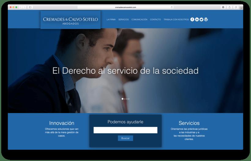 Despacho de Abogados - Cremades & Calvo-Sotelo 0
