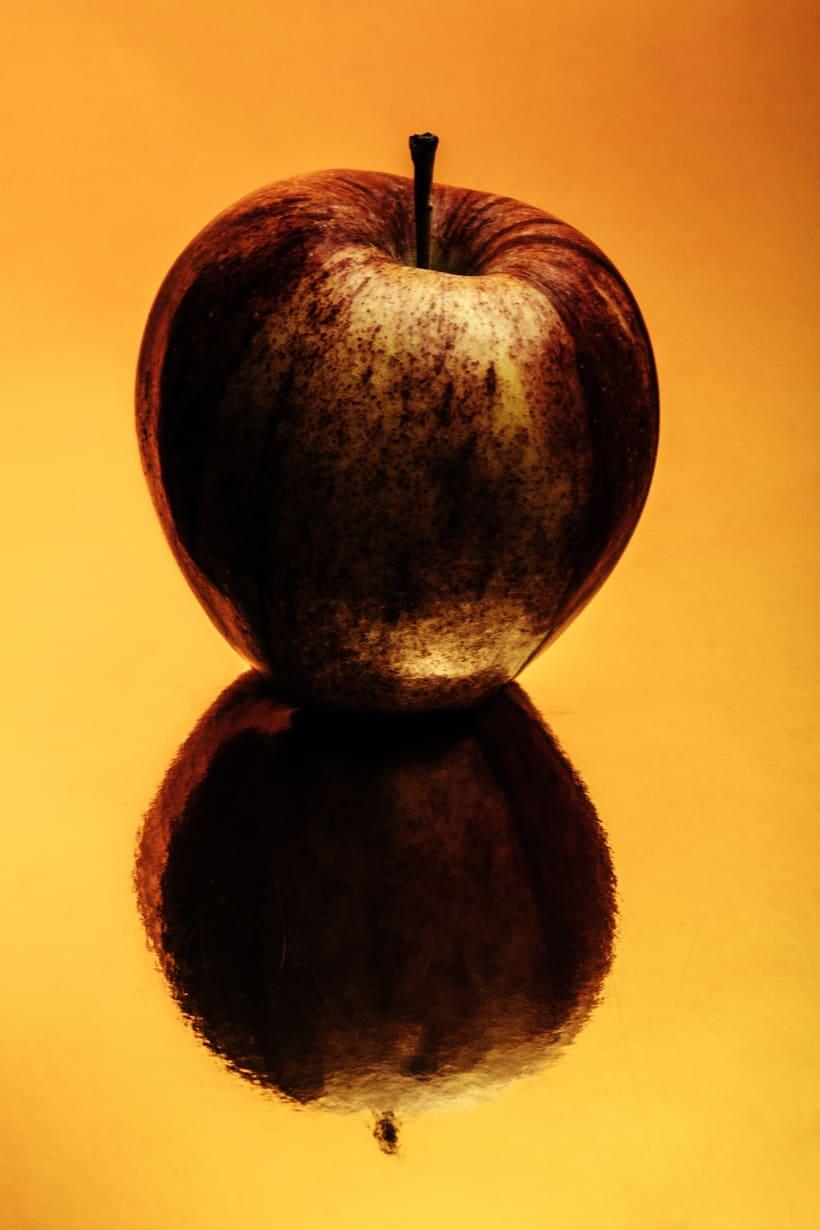 Duraznos y Manzana 1