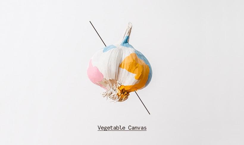Vegetable Canvas 0