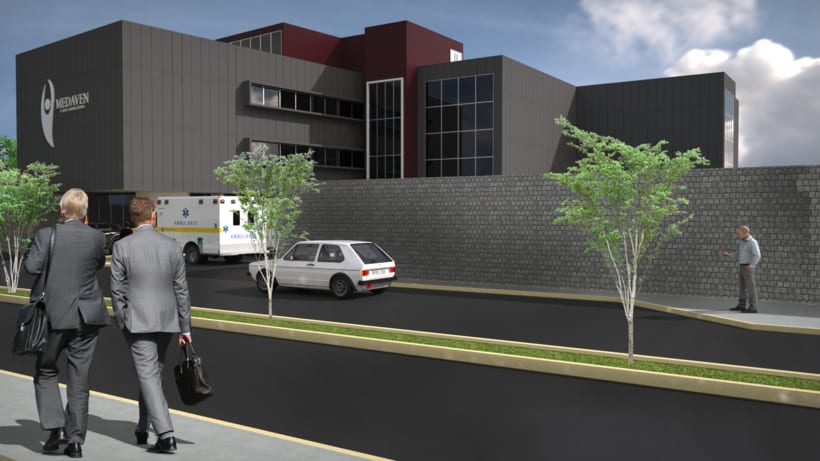 Medaven, Medical Clinic (WIP) 1