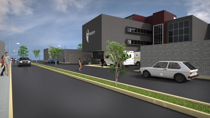 Medaven, Medical Clinic (WIP) 6