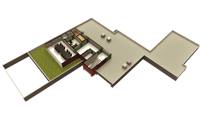 Medaven, Medical Clinic (WIP) 9
