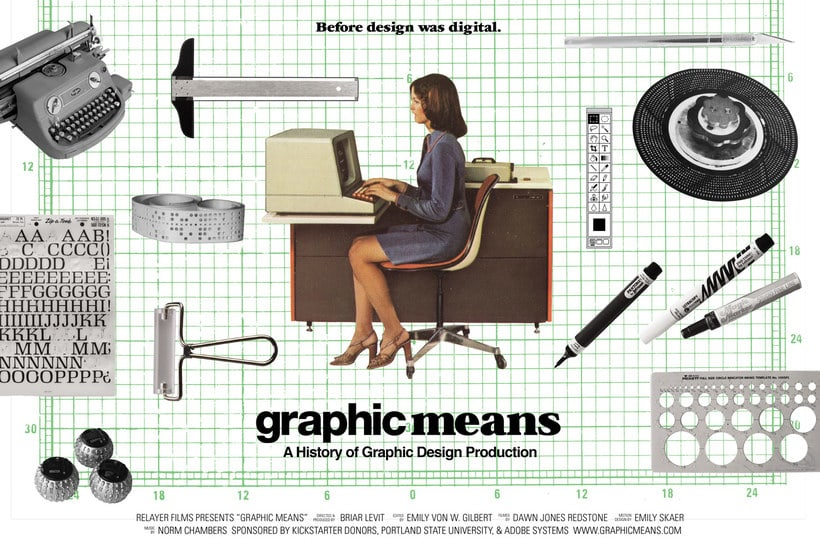 'Graphic Means': la historia del diseño en un documental 10