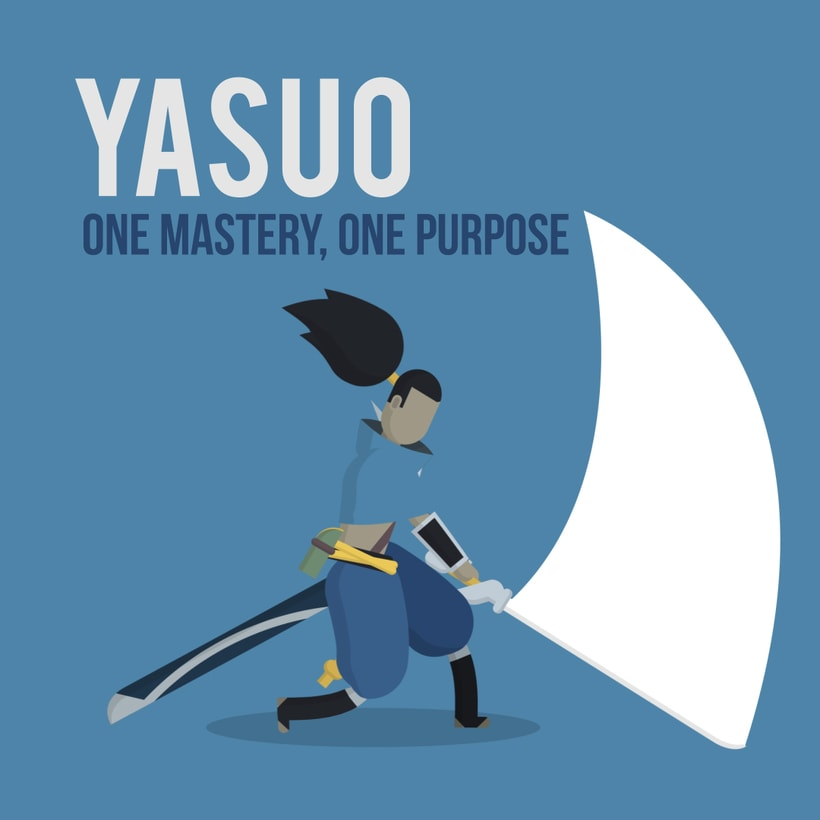 Gifs of Legends - Yasuo -1
