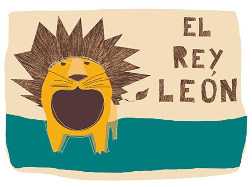 """Ilustraciones Para  """"Mis unidades en español"""" ALCE-Ministerio de Educación 5"""
