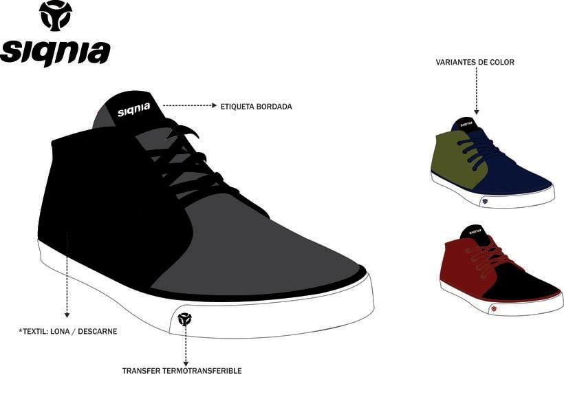 Menswear Collection - Atemporal  2014 - Signia  -1