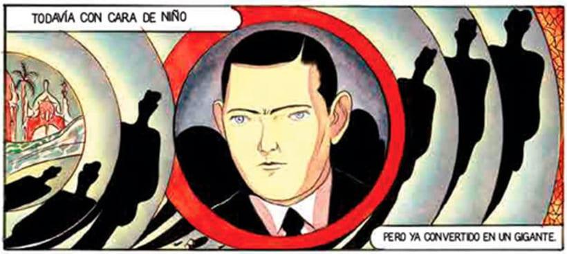 La vida y obra de Cortázar en formato cómic 3