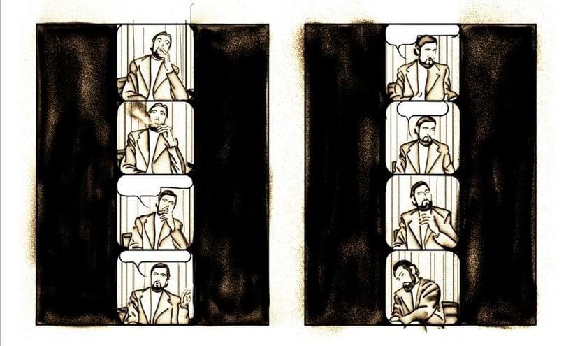 La vida y obra de Cortázar en formato cómic 8