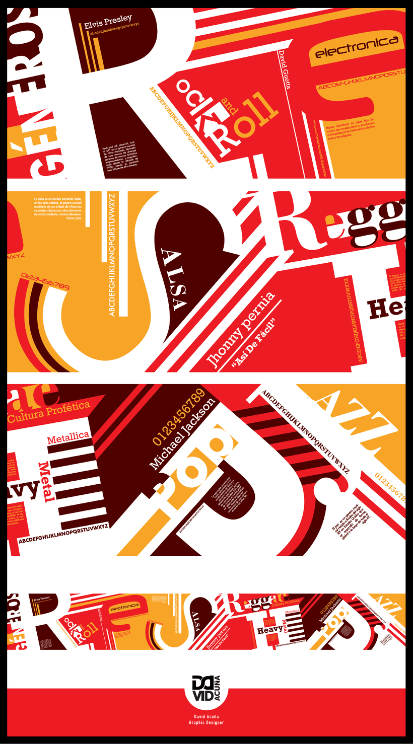 Music Typograpghy project -1