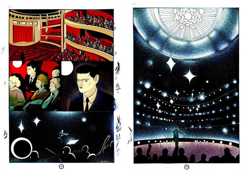 La vida y obra de Cortázar en formato cómic 6