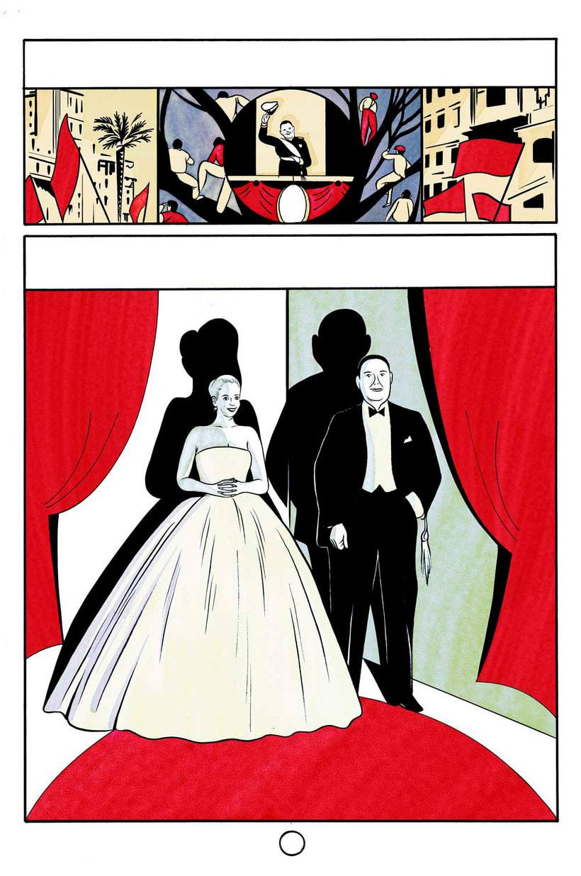 La vida y obra de Cortázar en formato cómic 9