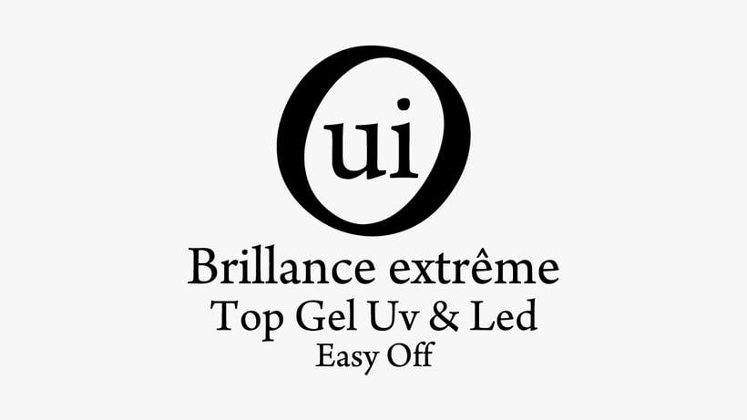 Branding OUI Uv + Led gel finalizador 0