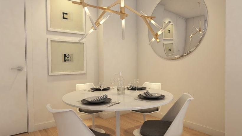 Apartamento de alquiler turístico en Madrid centro. 0