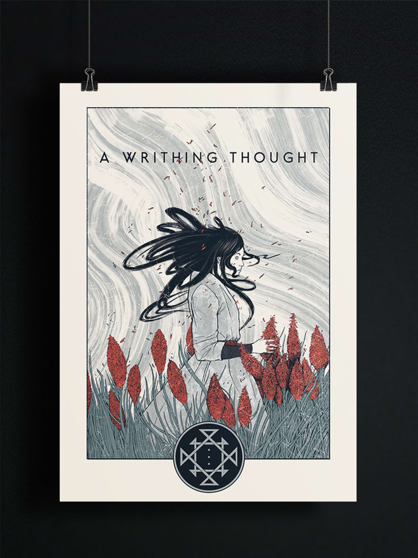 A Writhing Thought Poster 3