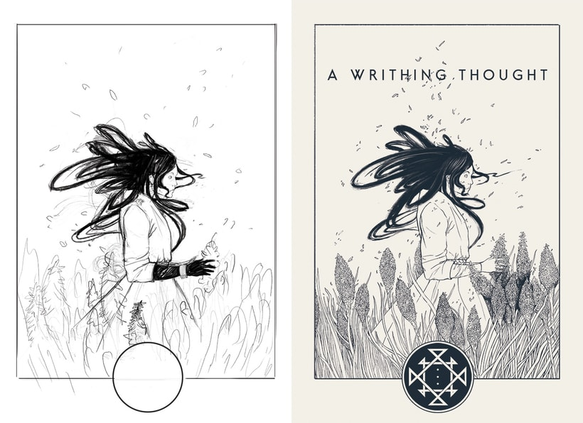 A Writhing Thought Poster 1