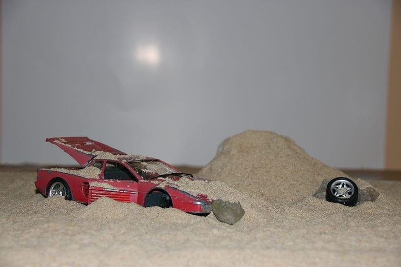 La soledad del  desierto 4