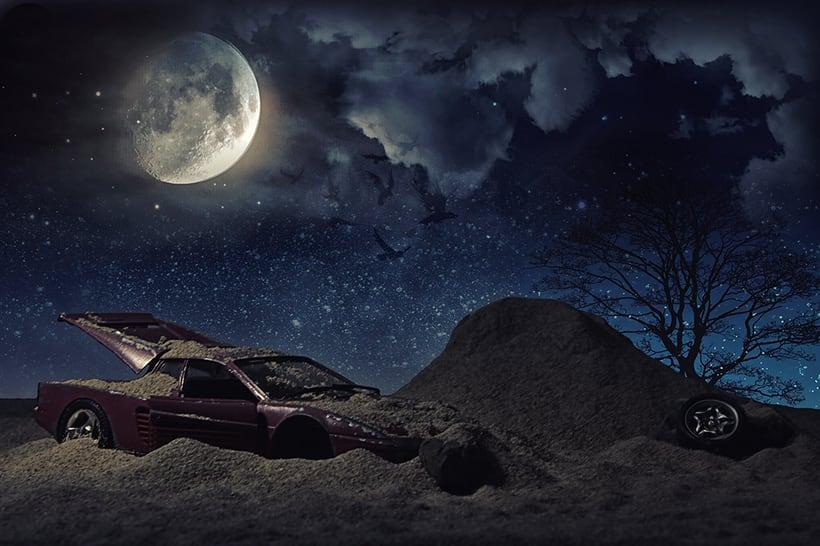La soledad del  desierto 0