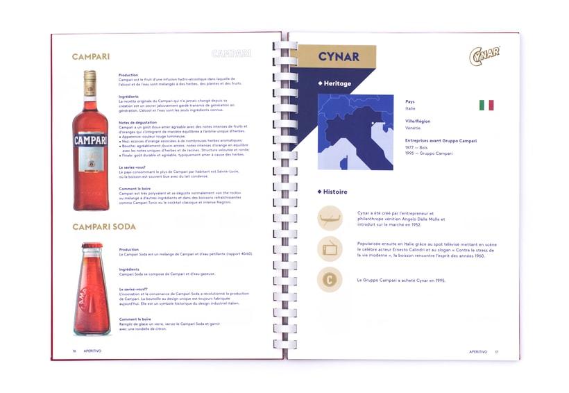 Product Bible for Campari Switzerland 13