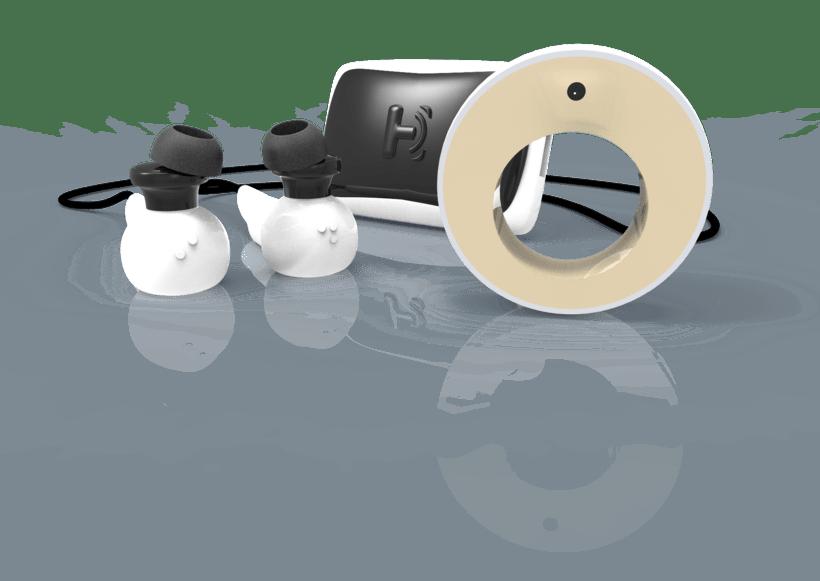 Fingerreader, modelo HUGIN- diseño carcasa de wearable del MIT para la interpretación de textos no adaptados para invidentes 0