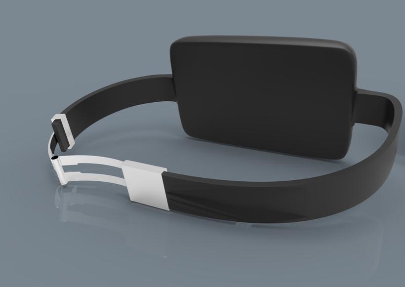 Fingerreader, modelo HUGIN- diseño carcasa de wearable del MIT para la interpretación de textos no adaptados para invidentes 7