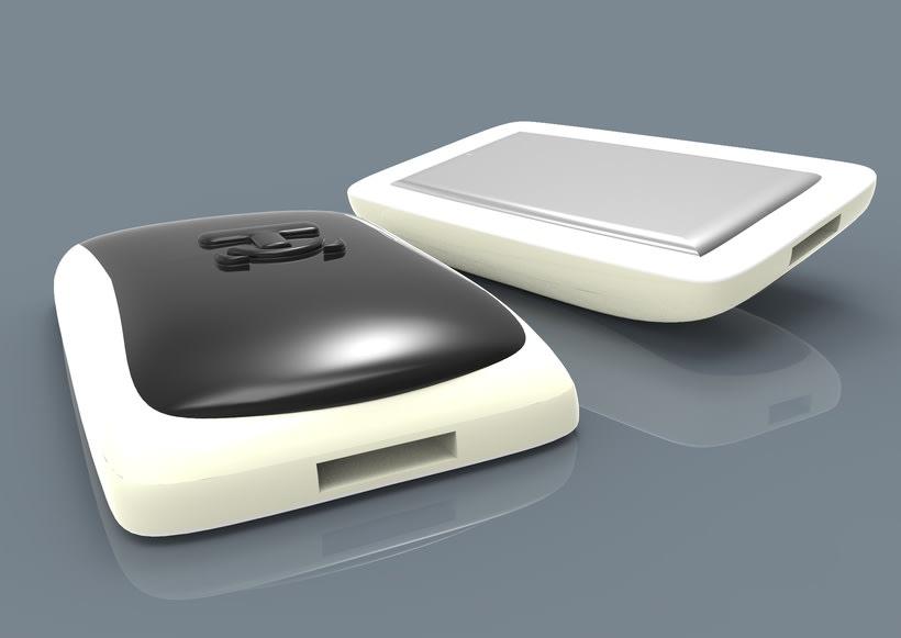 Fingerreader, modelo HUGIN- diseño carcasa de wearable del MIT para la interpretación de textos no adaptados para invidentes 9