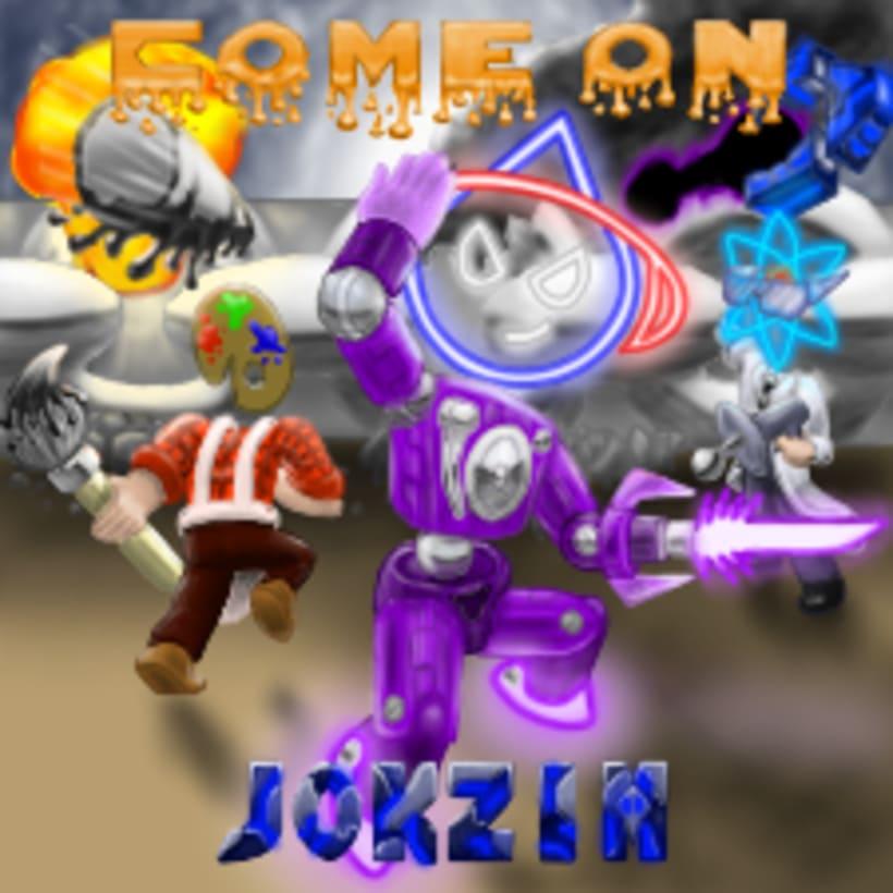 Jokzim-Come On comisión -1